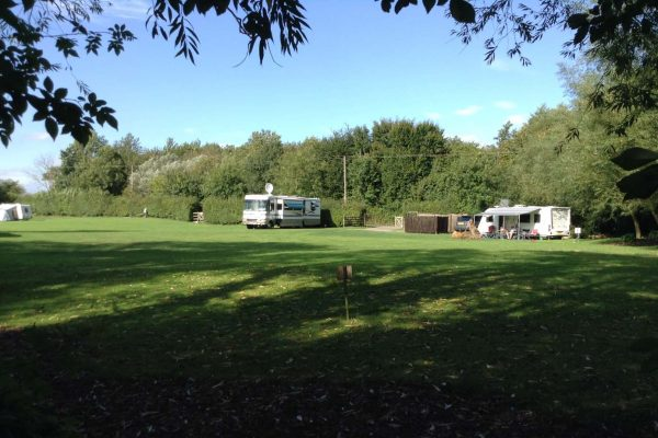 campsite and caravan site in skegness burgh le marsh