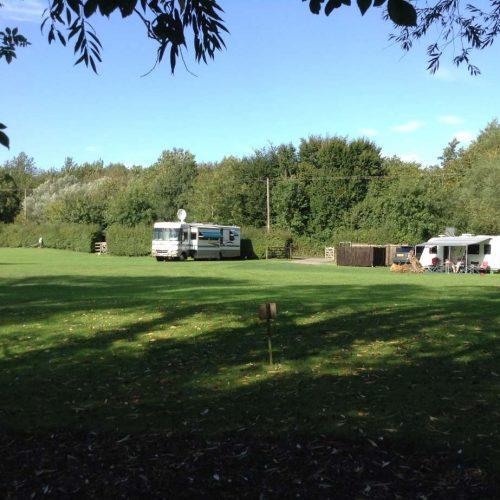 campsite and caravan site in skegness burgh le marsh